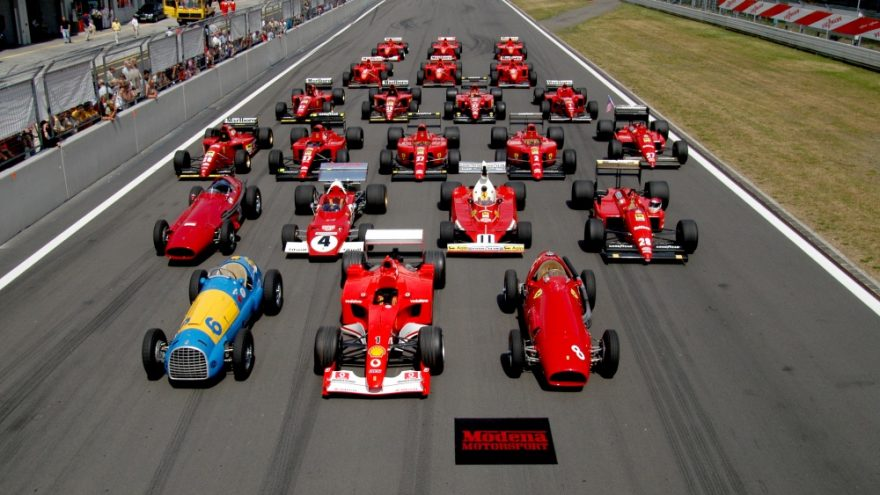 2011.06.13 – 2011.06.19 Sporto baras – F1 Formulė