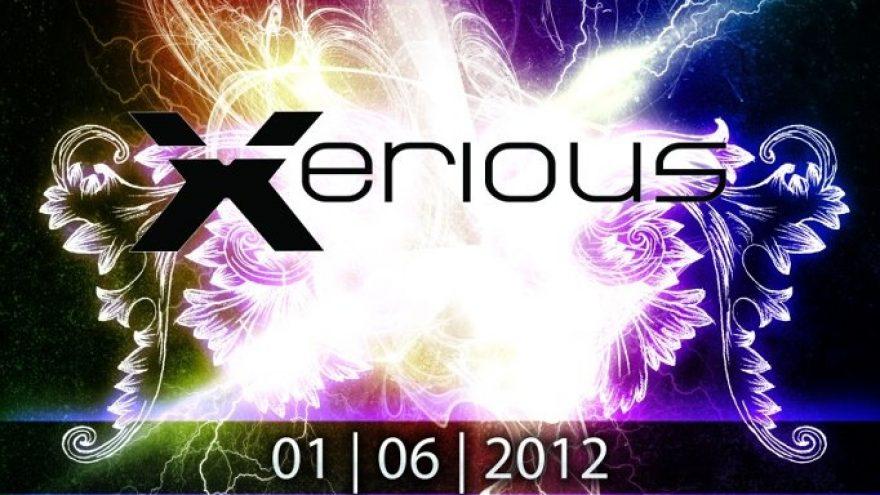 2012.06.01 Penktadienis – DJ Xerious krikštynos