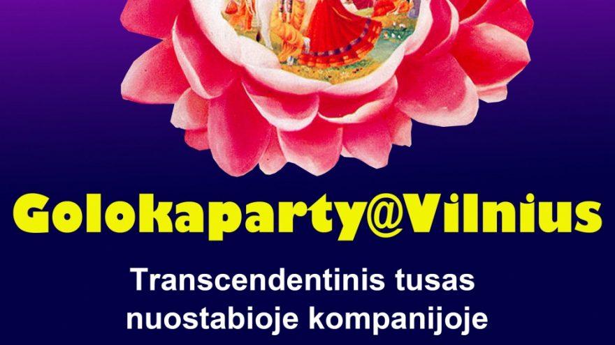 Golokaparty@Vilnius * 02.15