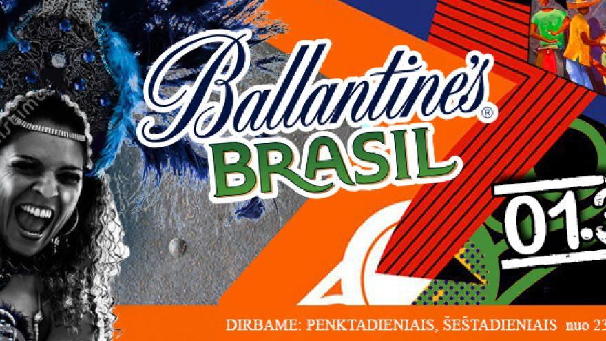 Ballantines Brasil @Mojito Nights