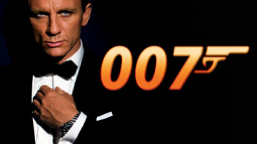 """"""" 007 Party"""""""