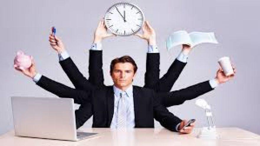 Laiko valdymas ir efektyvaus darbo organizavimo būdai
