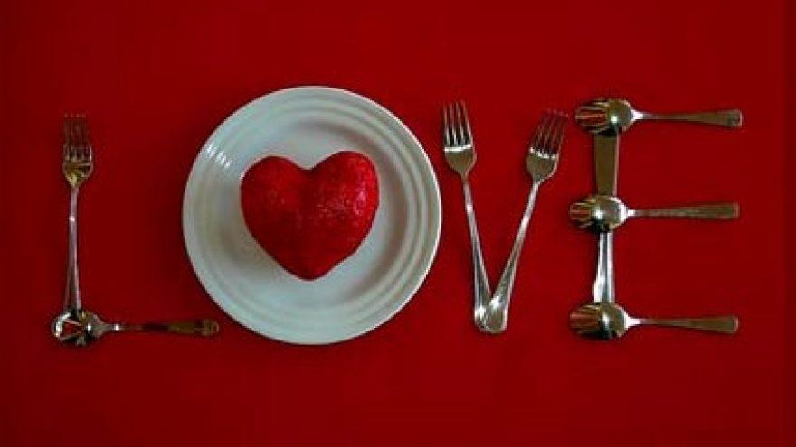 Valentino diena restorane AULA