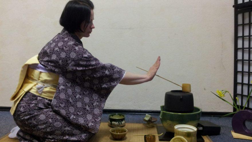 Hacugama – pirmoji naujųjų metų arbatos ceremonija