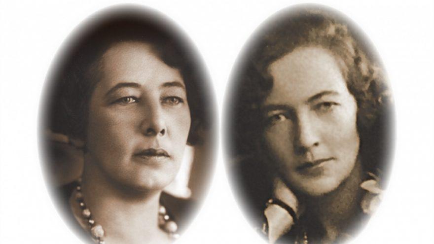 """""""Seserys. Sofija Smetonienė ir Jadvyga Tūbelienė"""""""