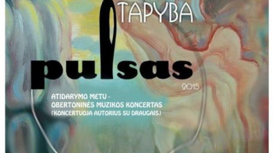 Egidijaus Darulio paroda ir dambrelių muzikos koncertas