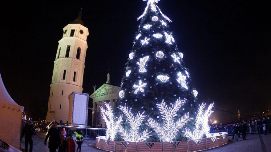 """Ekskursija ,,Kalėdinis Vilnius"""""""