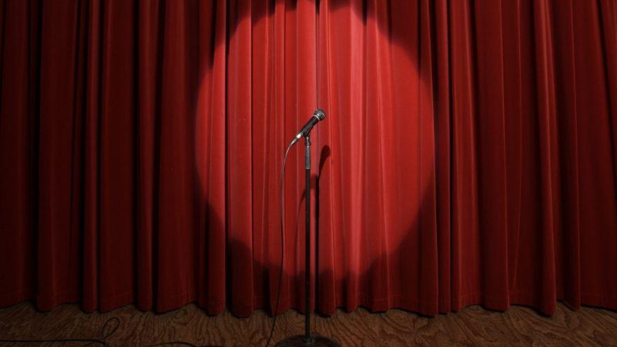 """""""Stand Up Comedy"""" vakaras"""