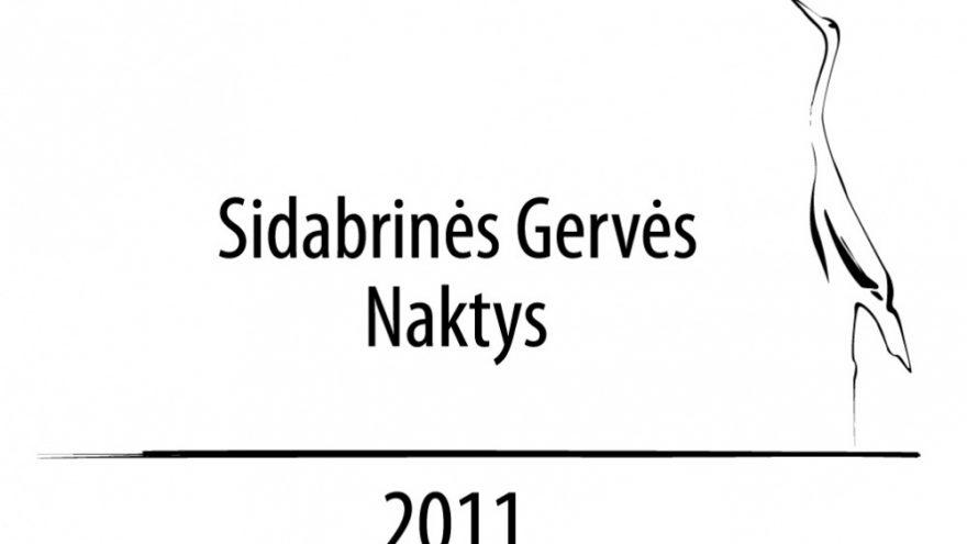 """kino festivalis """"Sidabrinės gervės naktys 2011"""""""