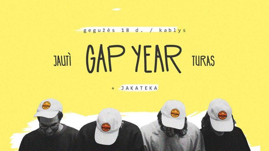JAUTÌ turas : GAP YEAR | Vilnius