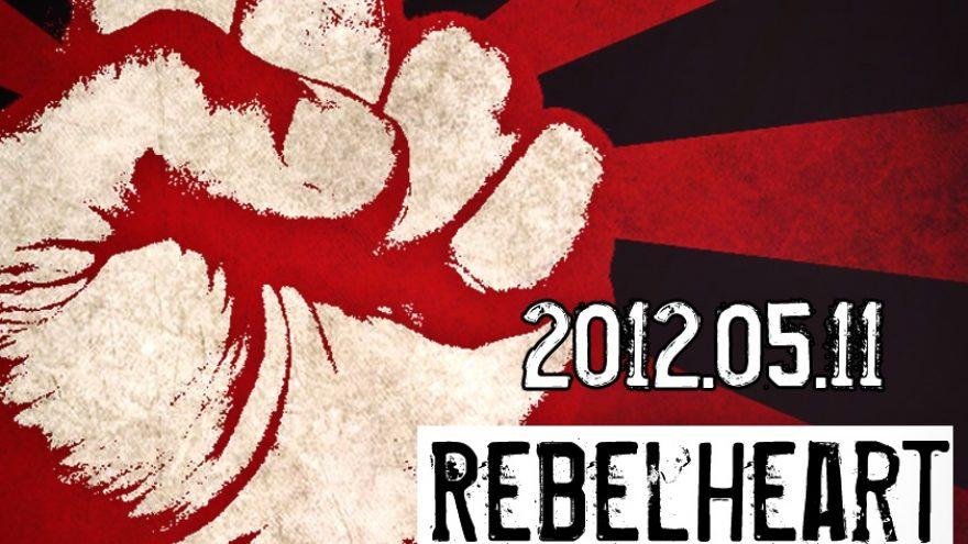 Rebelheart ir Rebel Eye koncertas!