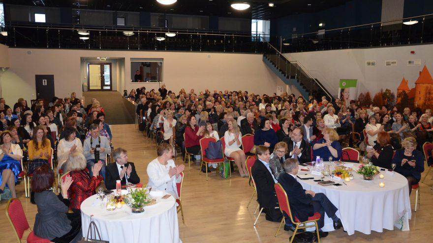 Verslo konferencija ir G. Vronskajos mokymai
