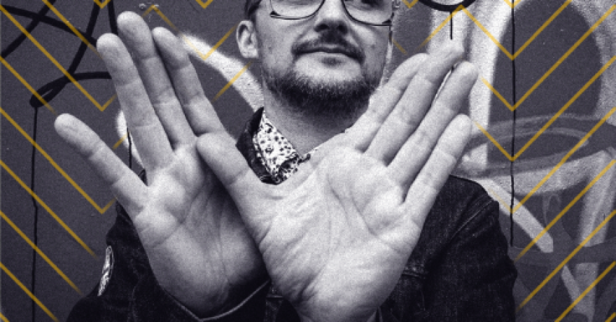 """DJ Vadim: """"Muzika yra mano narkotikas ir mano aistra"""""""