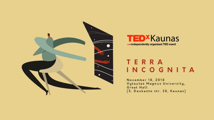 TEDxKaunas 2018: Terra Incognita