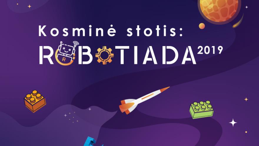 Kosminė stotis: ROBOTIADA 2018