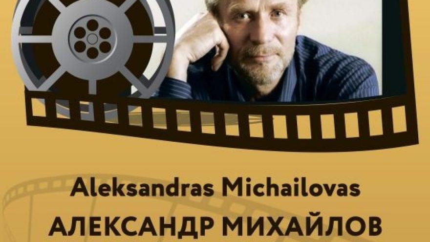 "Aleksandras Michailovas. Kūrybos vakaras ""Sielos ekologija"""
