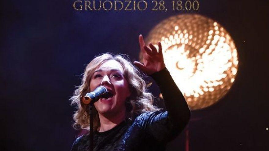 Rosita Čivilytė. Šventinis koncertas | Klaipėda