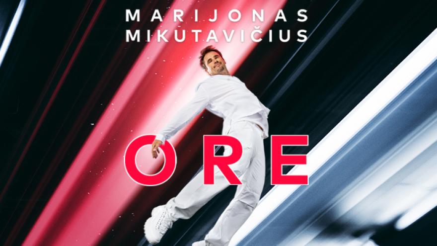 Marijonas Mikutavičius   ORE