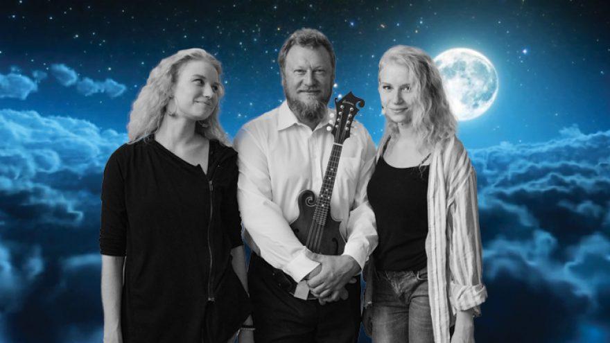 Bardai tarp žvaigždžių: Andrijauskų trio | CD pristatymas