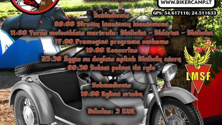 IV Motociklų su priekabomis suvažiavimas