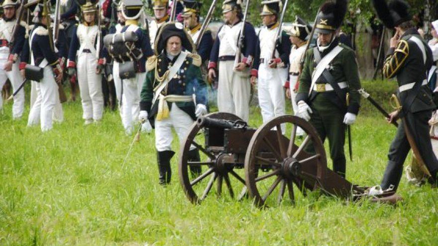 """Gyvosios istorijos festivalis """"Vilkmergės mūšis"""""""