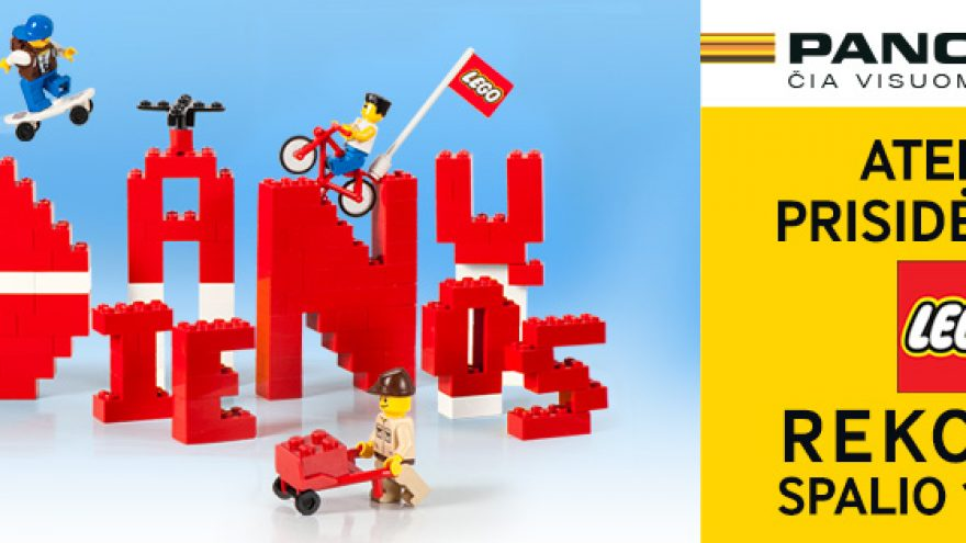 "PLC ""Panorama"" LEGO rekordas"