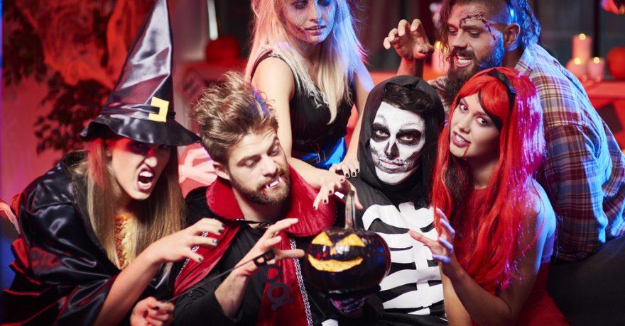 Geriausi renginiai Halloween'o nakčiai