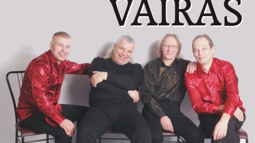 Groja grupė VAIRAS