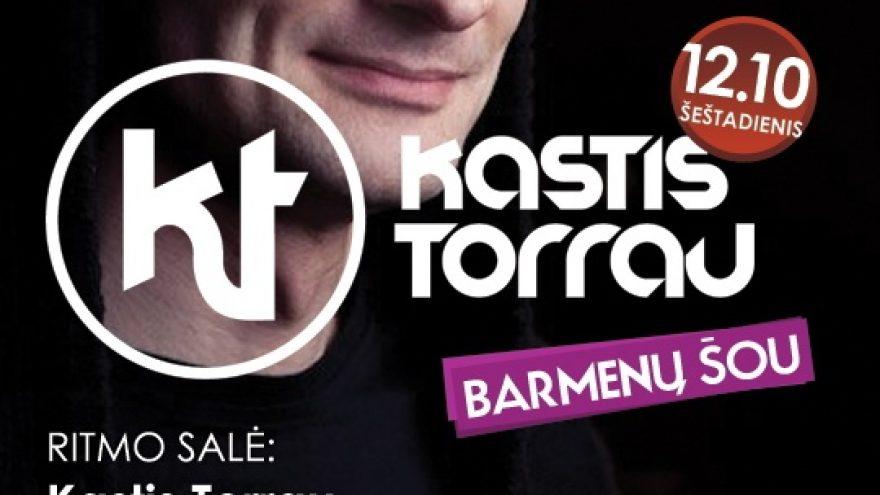 Kastis Torrau @ Kiwi Club