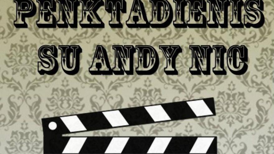 Mažasis penktadienis su Andy Nic  @ Brandy Lounge