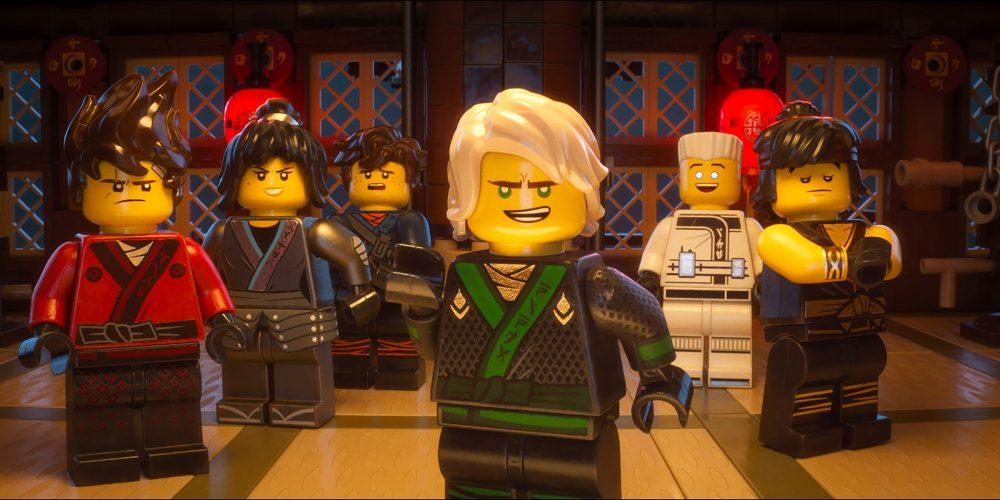 """Intriguojanti statistika: """"LEGO Ninjago filmo"""" Nindžiago miestui pastatyti prireikė 12 680 043 kaladėlių"""