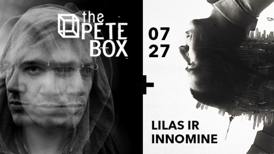THE PETEBOX (UK) + LILAS IR INNOMINE