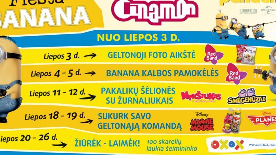 "Festivalis ""Fiesta Banana"""