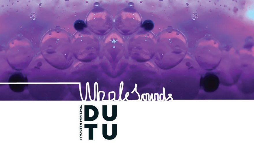 "WhaleSounds teatriniai nardymai ""DU TU"""