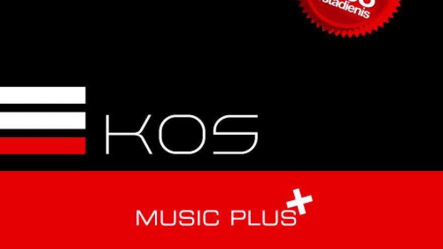 MUSIC PLUS: KOS