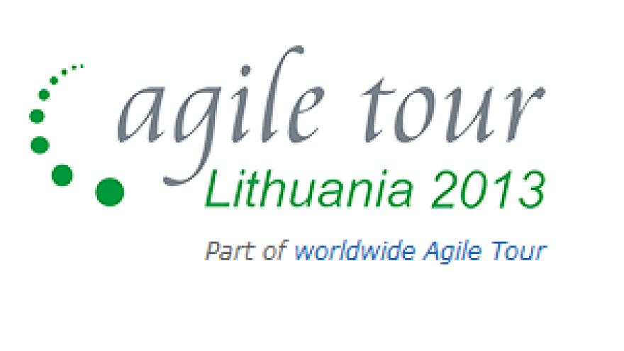 Agile Tour Kaunas 2013