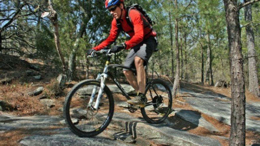 Kalnų dviračių sporto pamokėlės