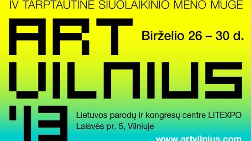 ARTVILNIUS'13