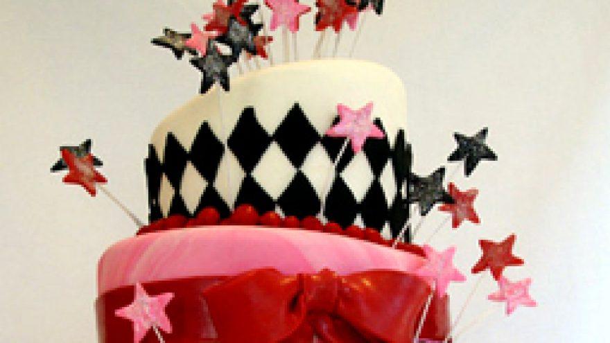 Vilniaus Nesė pramogų banko gimtadienio tortas