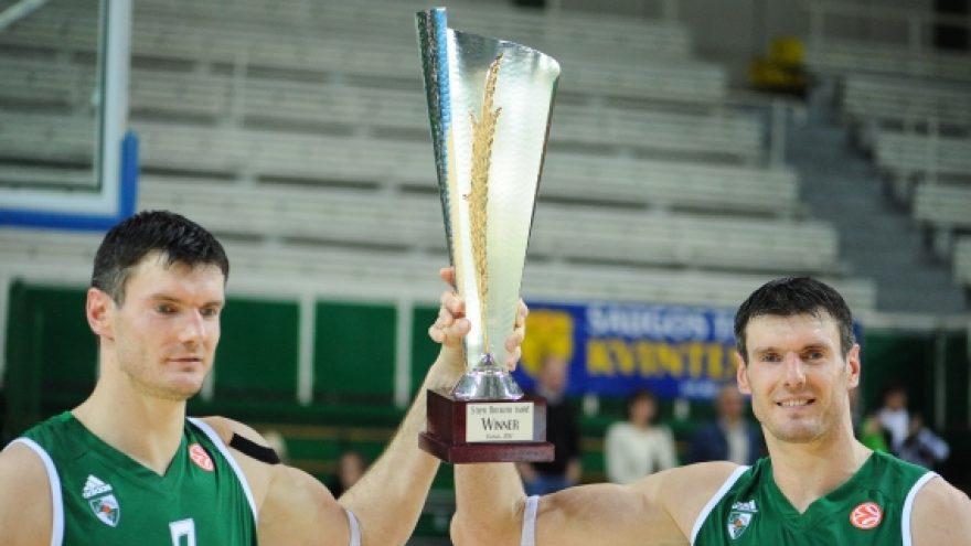 Tradicinis krepšinio turnyras S.Butauto taurei laimėti