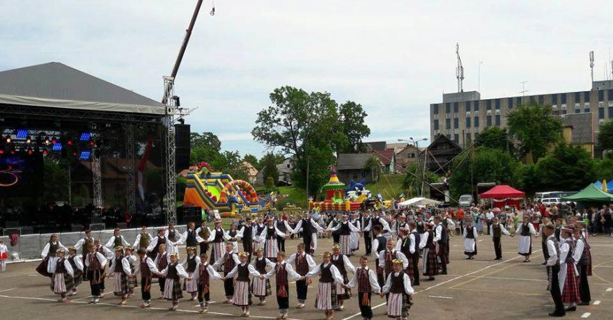 Į Plungę kvietė miesto šventė ir XV pučiamųjų orkestrų festivalis
