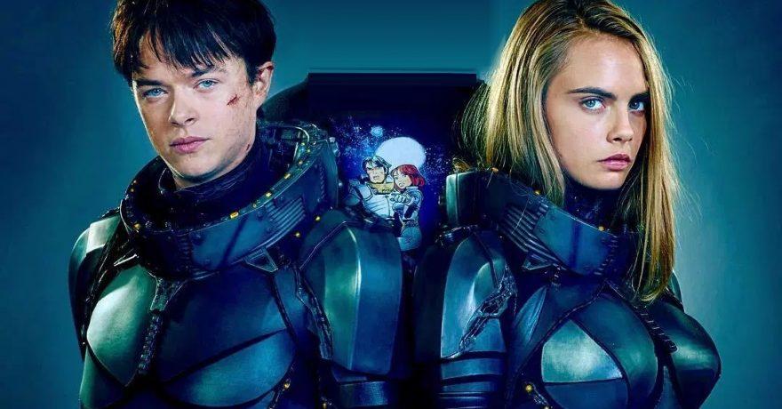 """Į kino teatrus atkeliauja komiksuose gimę Valeriano nuotykiai: būtent jo istorija įkvėpė legendinius """"Žvaigždžių karus""""?"""