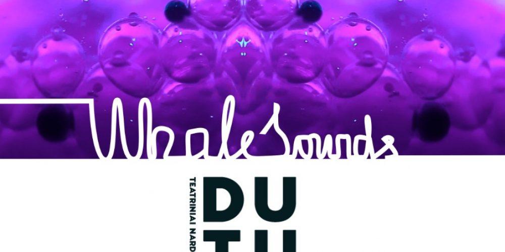 """""""WhaleSounds"""" kviečia į pirmuosius teatrinius nardymus"""