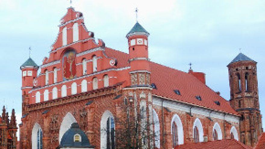 """Ekskursija """"Bernardinų bažnyčios paslaptys"""""""