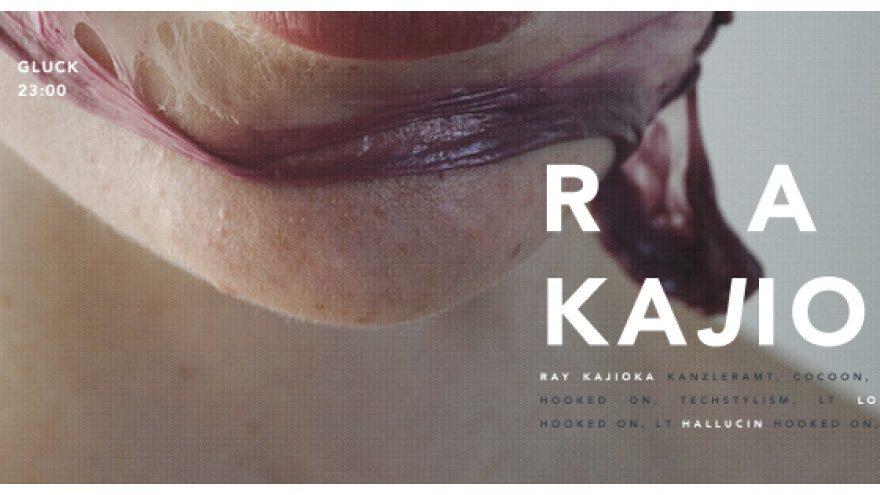 HOOKED ON : RAY KAJIOKA