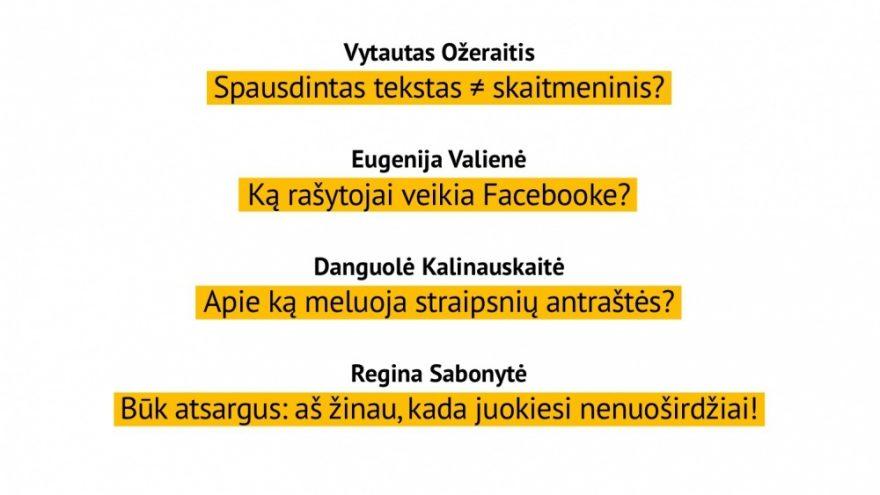 Lietuvių kalbos įdomybės