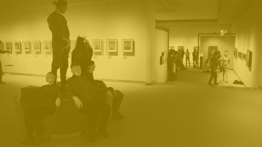 """M. K. Čiurlionio galerijoje – """"Pojūčių paveikslai"""""""