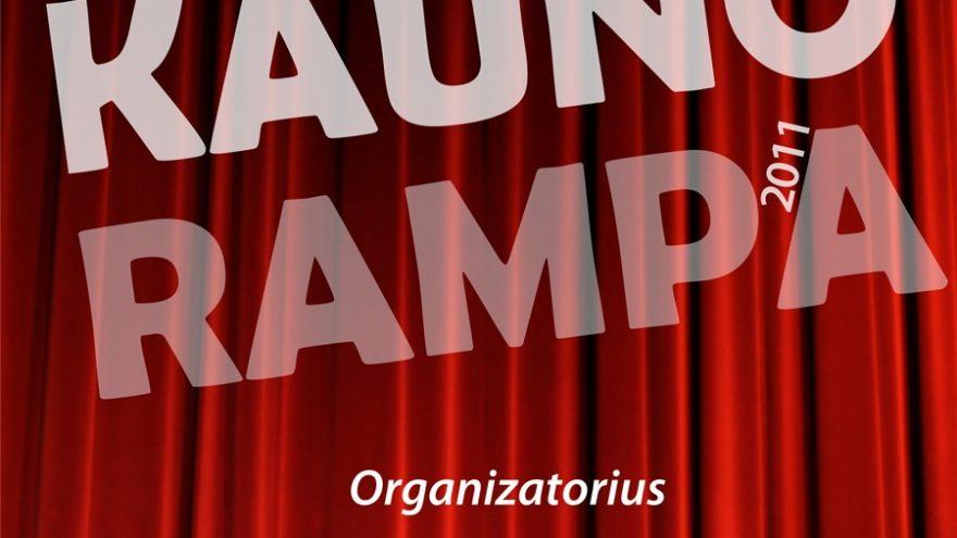 """39-asis mėgėjų teatrų festivalis """"Kauno rampa 2011"""""""