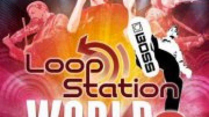 "Boss Loopstation World Championship LITHUANIA @ ""TAMSTA CLUB"