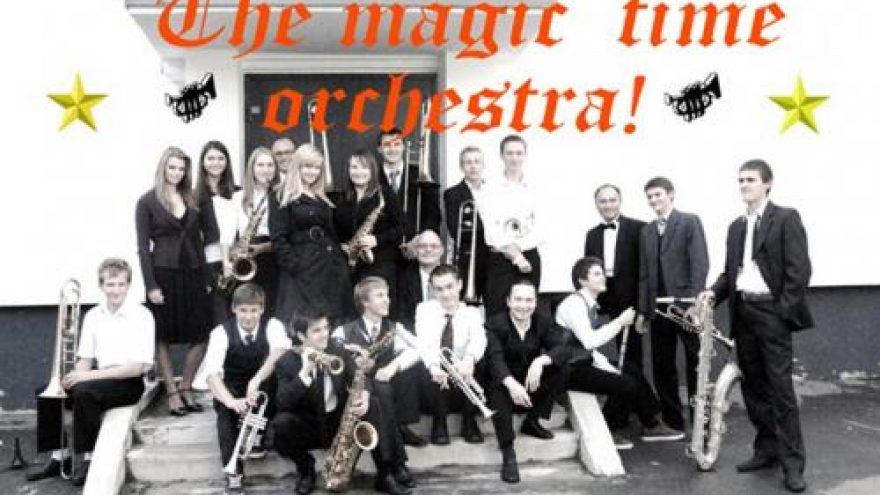 """""""The Magic Time Orchestra"""" 8-asis gimtadienis"""